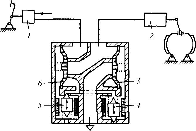 Схема модулятора кнорр